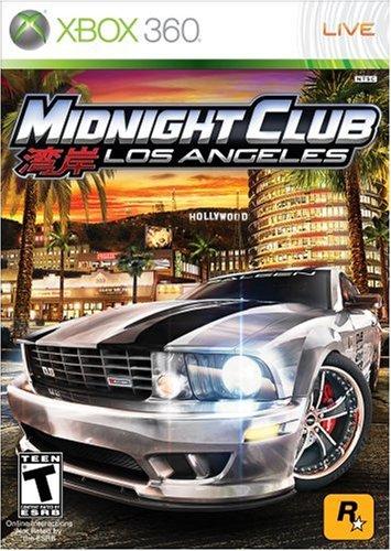 Midnight Club: Los Angeles - Xbox 360 (Performance Organic Street Disc)