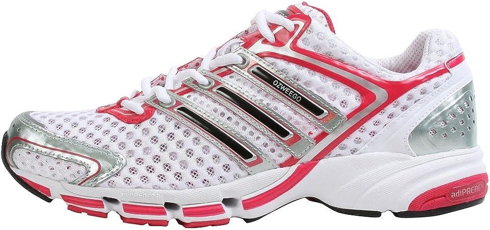 trabajo Brillante Interpretar  Amazon.com   adidas Women's Ozweego 365 Running Shoe   Running