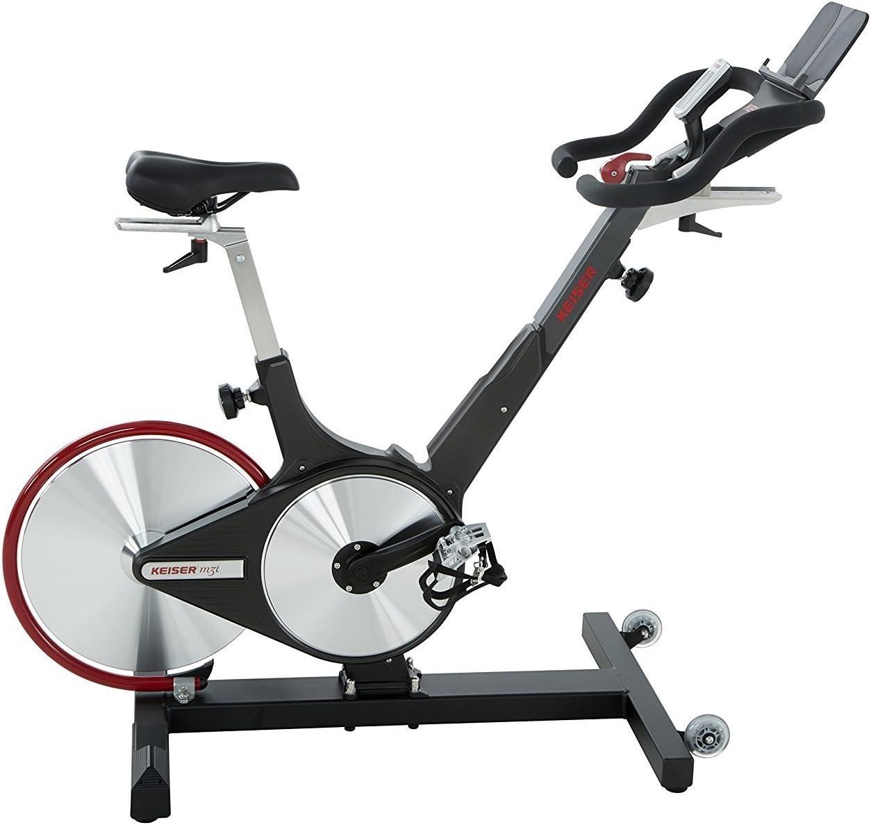 Keiser m3bike-i Indoor Cycle: Amazon.es: Deportes y aire libre