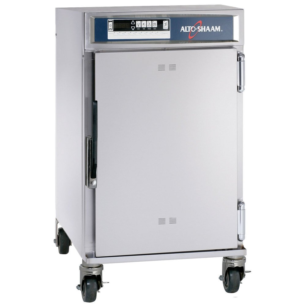 Alto-Shaam 1000 TH III Cook and Hold Oven with Deluxe Controls - Mobile, Holds 4 Food Pans, 208/240V