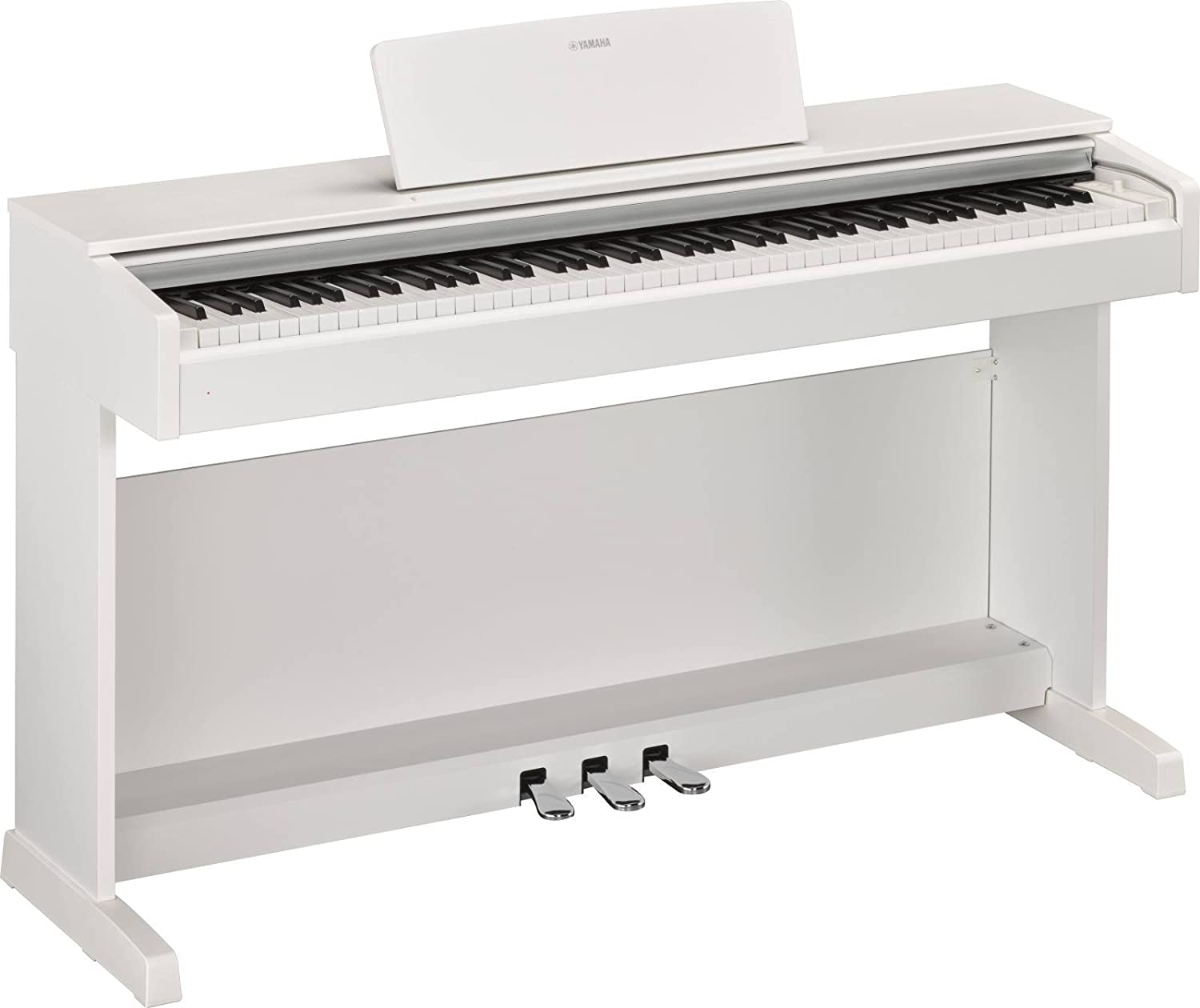 Yamaha Arius YDP-143WH - Piano digital, color blanco (White) Yamaha Musical Instruments