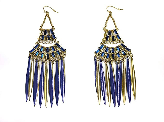 016796dc9fe Forum Novelties Women's Egyptian Earrings