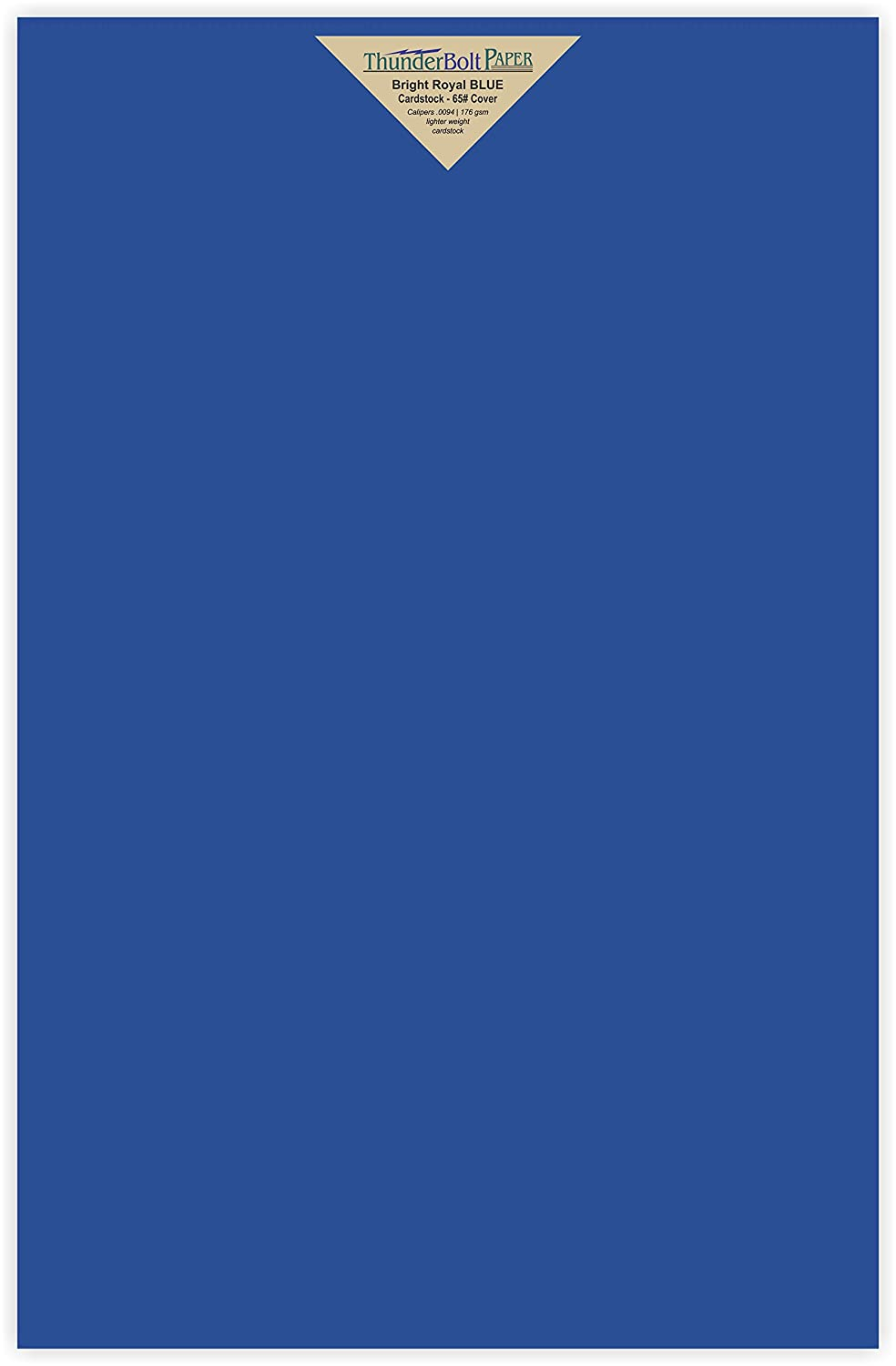 Gold color cardstock paper 5x7 - 25 Bright Royal Blue 65 Cardstock Paper 12 X 18 12x18 Inches