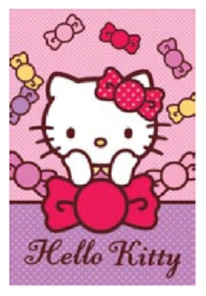 Hello Kitty toalla de mano 60 x 40 cm los niños de toallas toalla de invitados