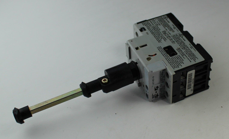 NEW SPRECHER+ SCHUH KTA7-25S-10A MANUAL 6.3-10A AMP MOTOR STARTER D269589