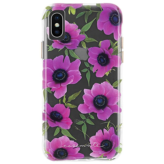 Case Mate Iphone Xs Max Case Wallpapers Iphone 6 5 Pink Poppy