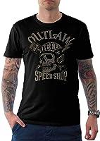 t-shirt tête de mort luxe 2