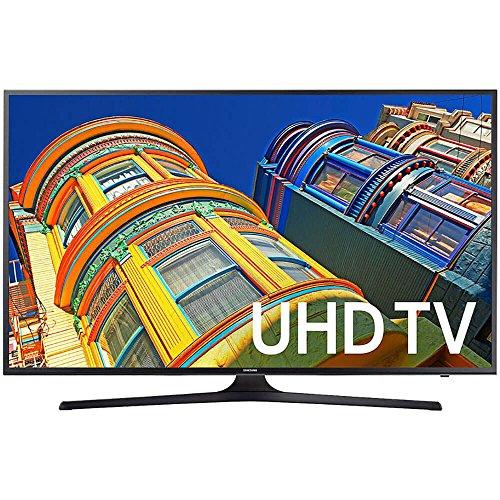 Samsung 60' Black LED UHD 4K Smart HDTV