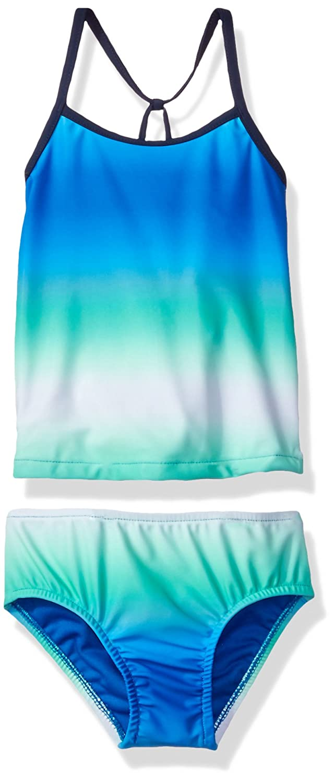 Tommy Bahama Baby Girls' Gradient Two Piece Tankini Swim Set Multi 7 ST17A46