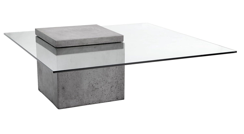 Swell Amazon Com Sunpan Modern Grange Coffee Table Anthracite Creativecarmelina Interior Chair Design Creativecarmelinacom