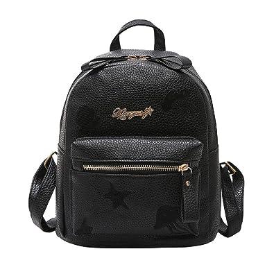 53fd1241ed DRESS Women Leather Backpack children backpack mini backpack women cute  back packbag (12x14x25cm
