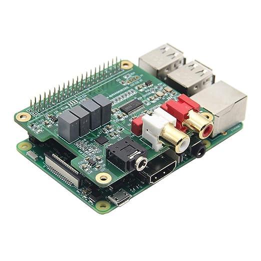 Be82aene PCM5122 HiFi DAC Kit de Tablero de expansión de ...