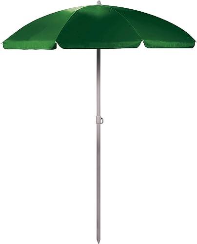 ONIVA – a Picnic Time Brand Outdoor Canopy Sunshade Umbrella 5.5 , Green