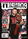 Pro Wrestling Illustrated Magazine-February 2017: 9th Annual PWI Female Top 50: Kevin Owens, Kenny Omega, Charlotte Flair, Sasha Banks, Asuka