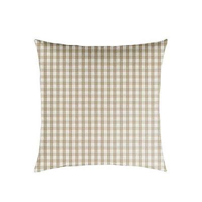 Mozaic AMZ519911SP Pillow, Beige/White : Garden & Outdoor
