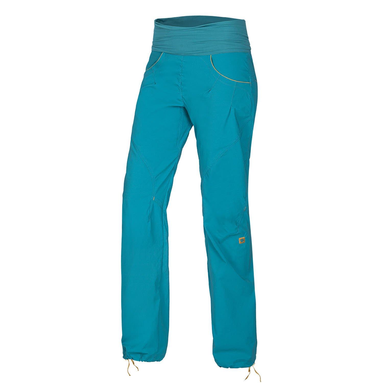 bleu jaune S Ocun Noya Wohommes Pants
