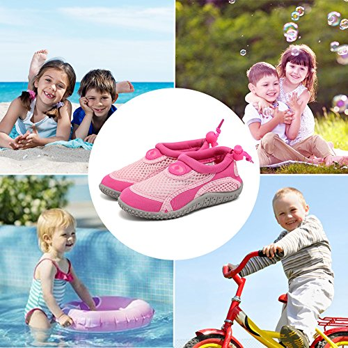 Pictures of CIOR Fantiny Boy & Girls' Water Aqua Shoes 2