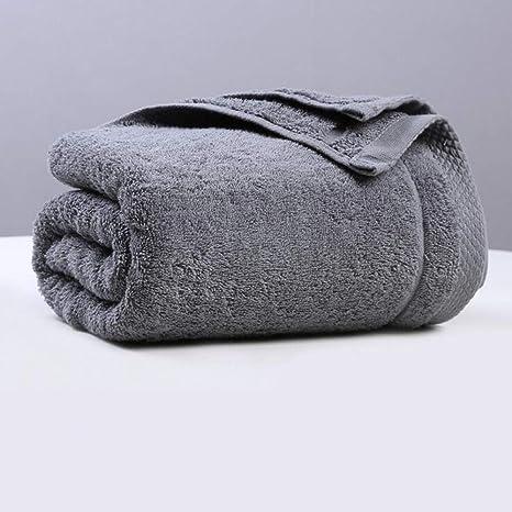 KMXHG Toalla de baño Toalla Súper Suave 100% algodón Lavable a ...