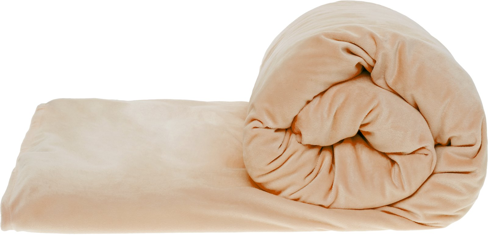 Mindful Design Adult Weighted Blanket with Removable Minky Duvet Cover - Gravity Sensory Blanket for Anxiety and Stress Relief, Faster and Deeper Sleep (Taupe, 15 Lbs)