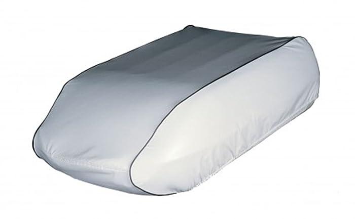 ADCO 3021 White RV Air Conditioner Cover