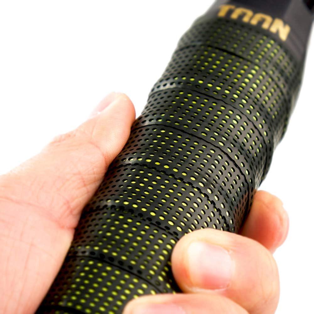 fjz & Taan perforado Super absorbente y antideslizante raqueta ...