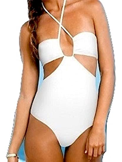 Elegant Yet Sexy White Swimsuit For All Your Sand Sun Sea Beach Pool Fun  Tankini Bikini 58c231e68d45
