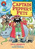 Captain Pepper's Pets, Sally Grindley, 1447222156