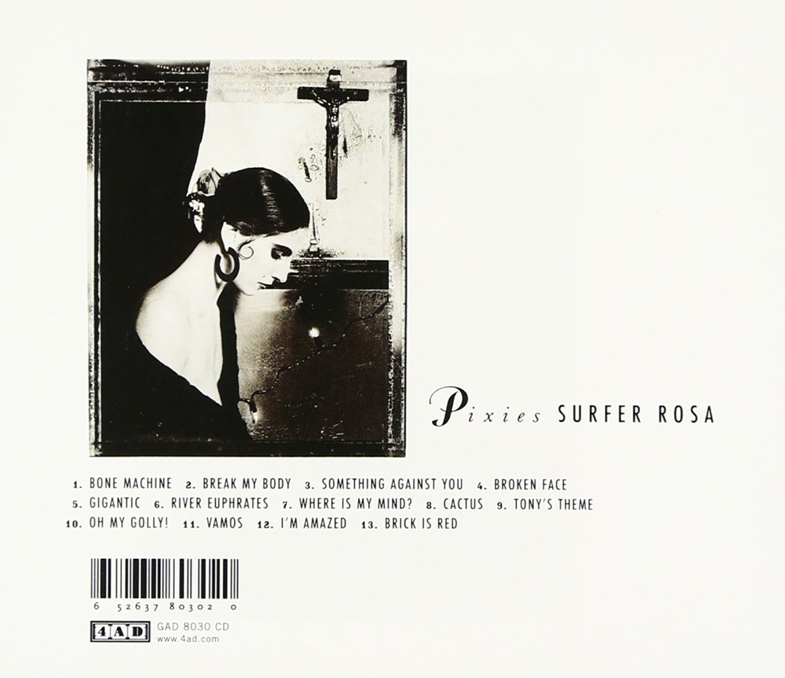 Surfer rosa full album