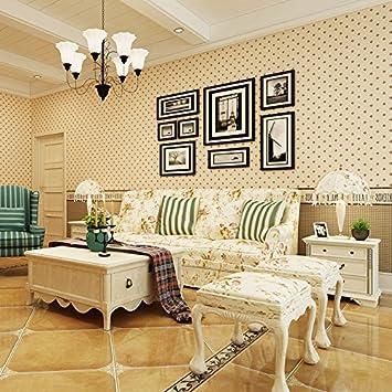 Loopsd papier peint de mode minimaliste moderne chambre à coucher salon tv fond mur décoration