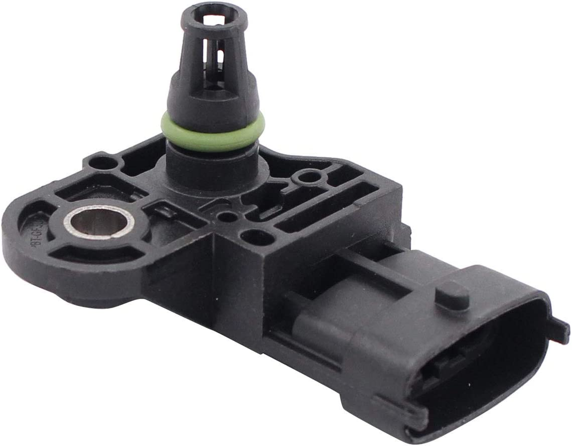 NewYall TMAP T-Map Temperature Manifold Absolute Pressure Sensor for Polaris RZR 570 800 900 1000 EFI XP
