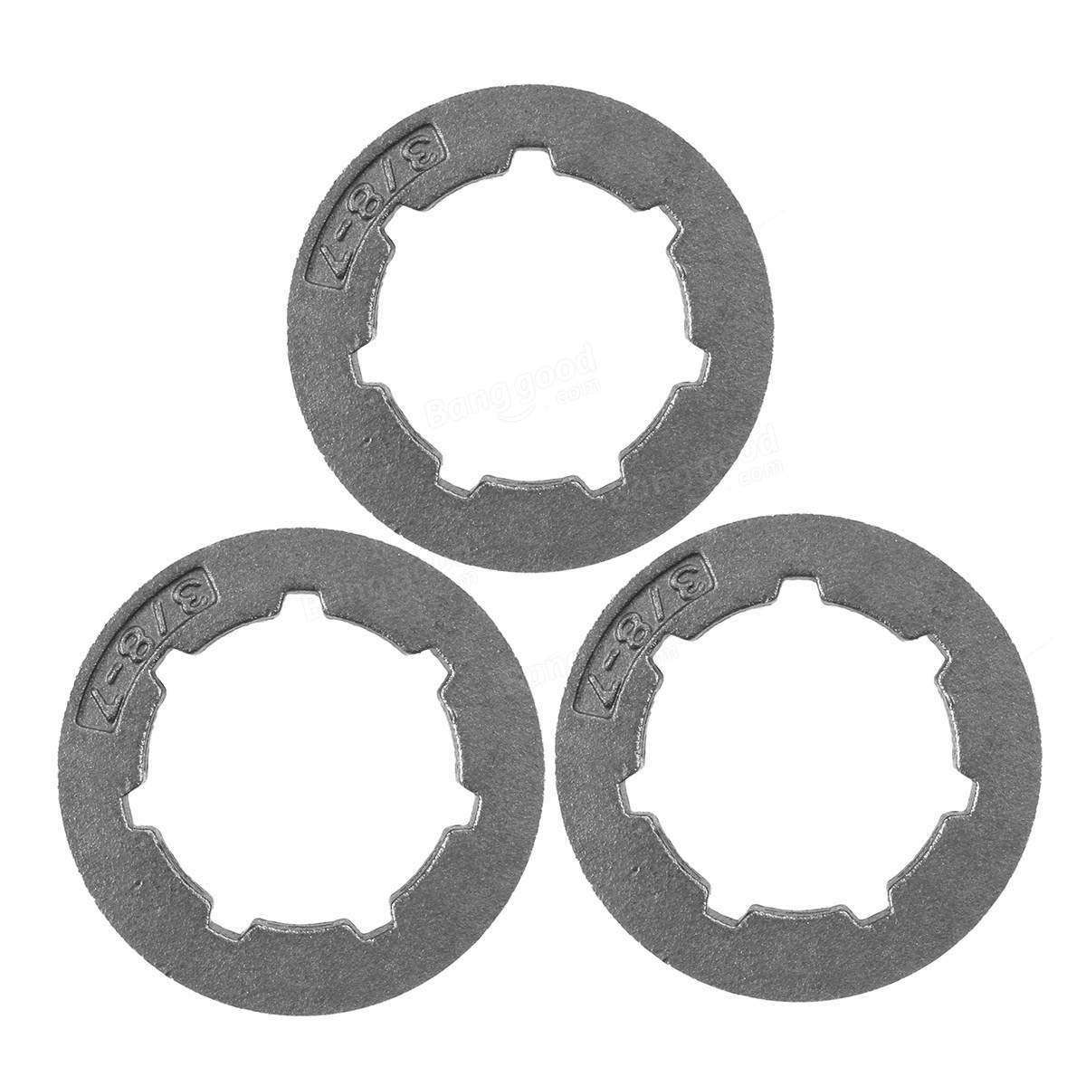 Amazon.com : 3pcs Sprocket Rim For Stihl 024 026 028 029 034 MS260 MS270  MS280 MS290 Chain Saw Part - Power Tool Parts Other Accessories - 3pcs x  Sprocket ...