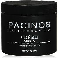 Pacinos Hair Groming Creme, 4 Ounce 118 Ml