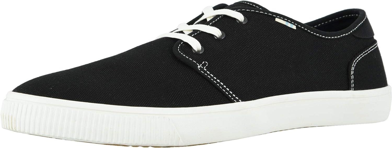 TOMS Men's Carlo Sneaker, Black