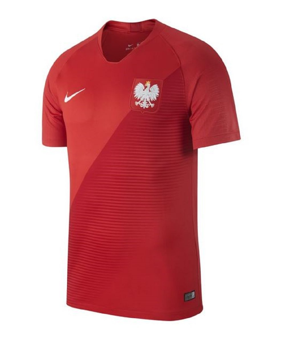 Nike Herren Poland Away Stadium T-Shirt