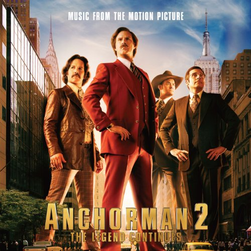 Anchorman 2: The Legend Continues (2013) Movie Soundtrack