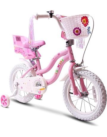 81c160f88b6 COEWSKE Kid's Bike Steel Frame Children Bicycle Little Princess Style 12-14- 16-