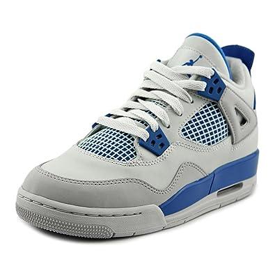 Nike Air Jordan 4 IV Retro Big Kids (GS) Basketball Shoes 408452-105