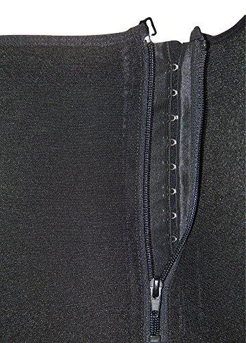Dimagrante Nero Donna Shapewear Modellante Corsetto MISSMAOM Fascia Donna Elastica Donna Contenitiva Mutanda da Seamless da Intimo A5WxRFqR