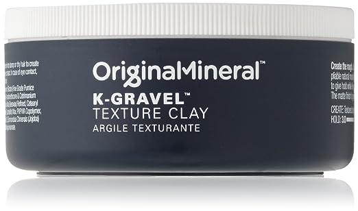 Original & Mineral K-Gravel Texture Clay 3.5 oz
