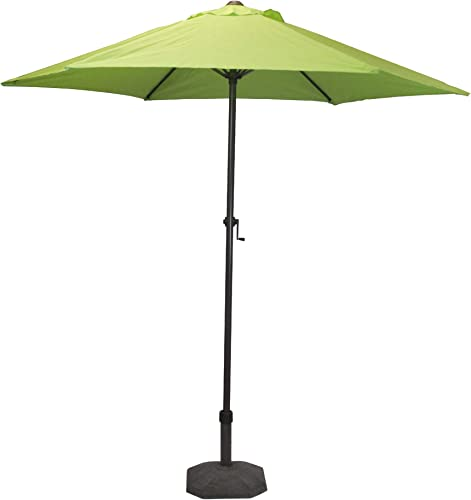 Northlight 7.5 ft. Outdoor Patio Market Umbrella