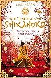 die legende von shikanoko herrscher der acht inseln