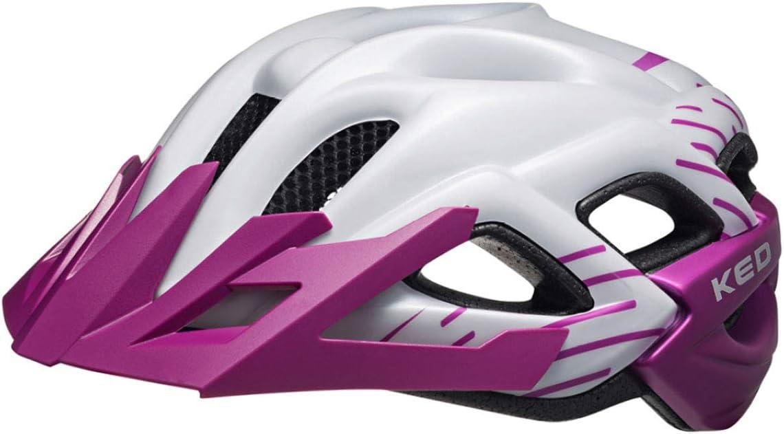 KED Status Helm Kinder Black//Blue Matte 2020 Fahrradhelm