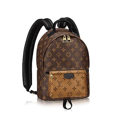 e3241ea433e6 Amazon.com  Louis Vuitton Monogram Canvas Palm Springs Backpack PM M43116  Made in France  Shoes