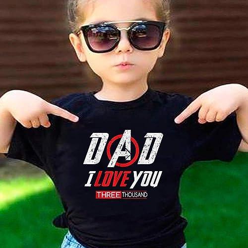 abb0426b Endgame DAD I Love You 3000 TIME Awesome Mug Love DAD T-shirt, You are Iron  Super Man Tony Stark Robert Downey Jr T-Onesie,Tony Stark I love you 3000  tony ...