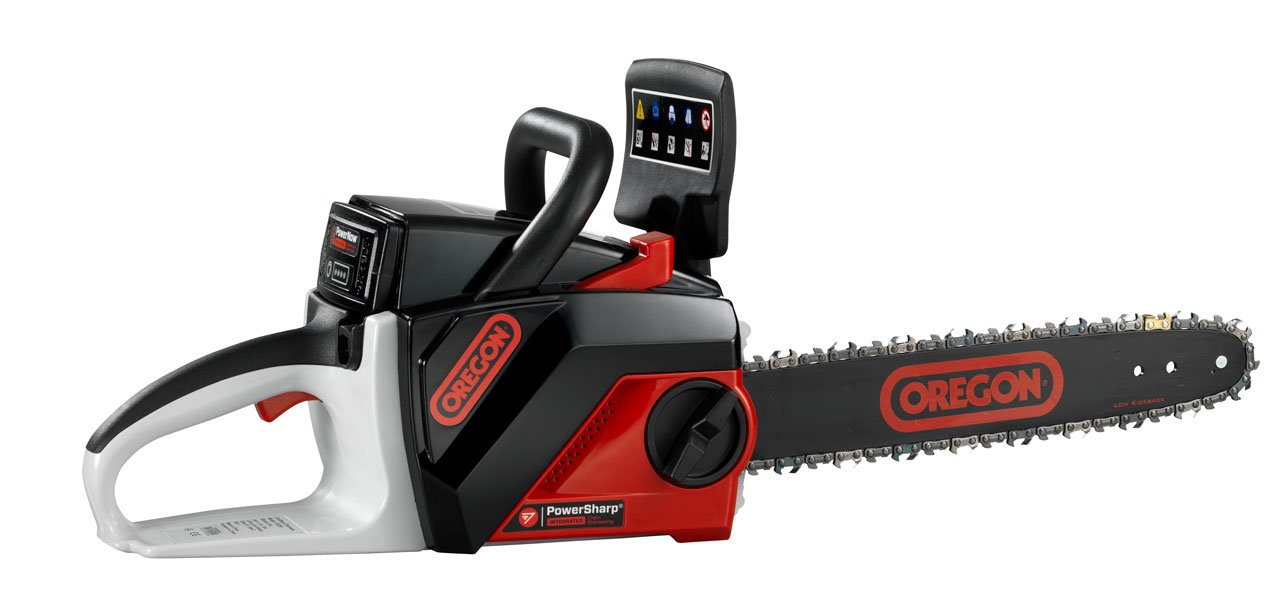 8.OREGON Cordless 40V Max CS250-S6 Chainsaw Kit