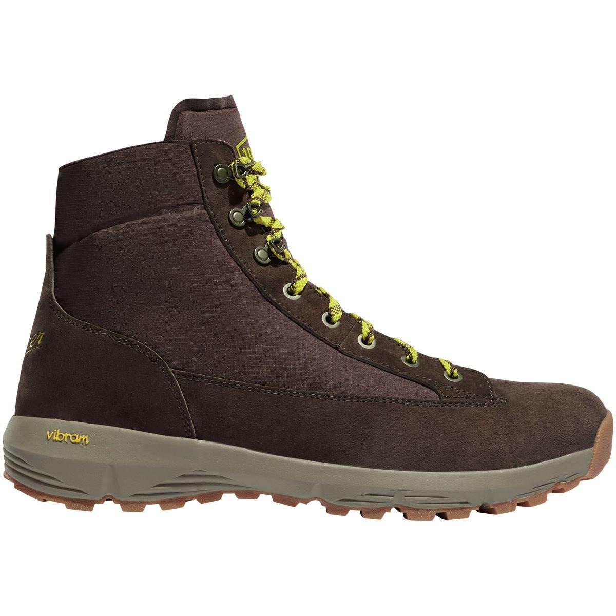 ダナー バッグ バックパックリュックサック Explorer 650 Hiking Boot - Men's Dark Brown 17p [並行輸入品] B076C8V7CC