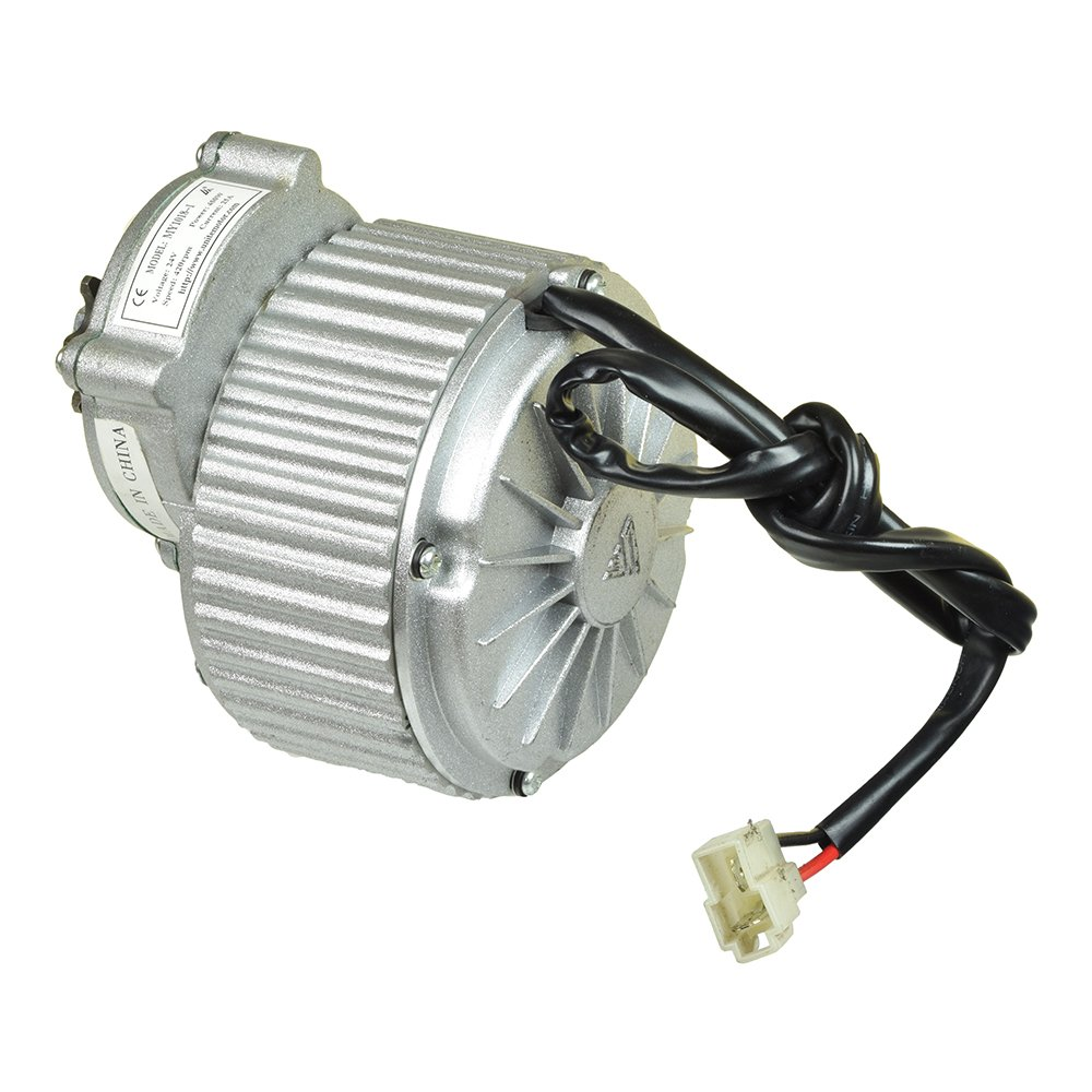 Monster Motion 48 Volt 450 Watt MY1018 Gear Reduction Electric Motor with 9 Tooth 420 Chain Sprocket by Monster Motion (Image #2)