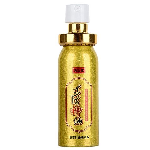 ... pene Mejora Masculina Aumento de la erección Masculina de la Ayuda Sexual Spray Retardante para Hombres Gong Santang 15ml: Amazon.es: Ropa y accesorios