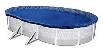 Blue Wave Gold Above Ground Oval Pool Winter Cover