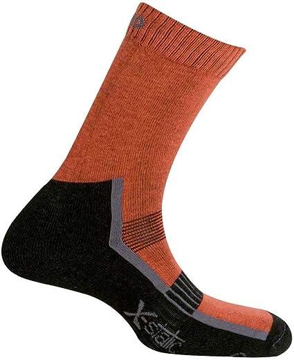 Mund Socks Calcet/ín Trekking Verano Andes Antimicrobios y terap/éutico Unisex